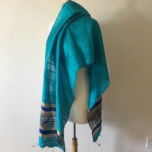 Silk Wrap. Silk! Gorgeous! New! Large